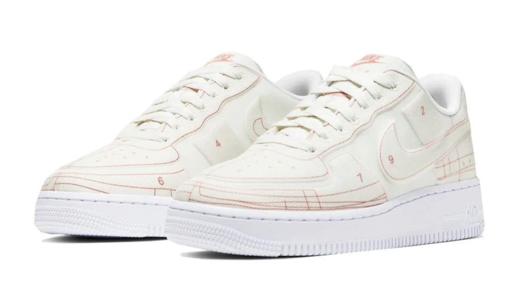 Air Force 1 Low Summit White - TrickyShopper