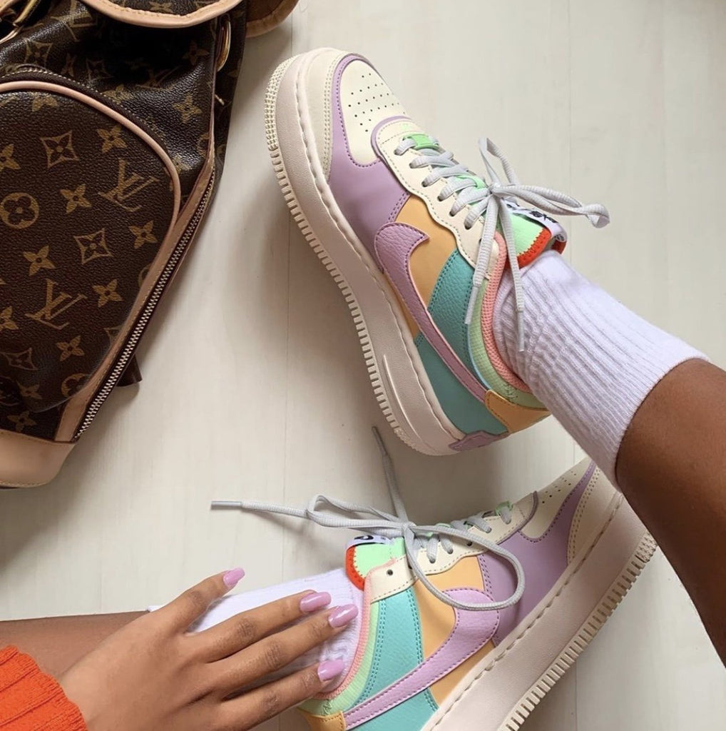 Nike Air Force 1 Shadow Ivoire Pale - TrickyShopper