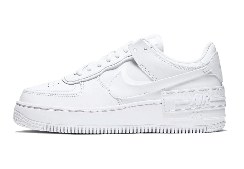 Nike Air Force 1 Shadow Triple White