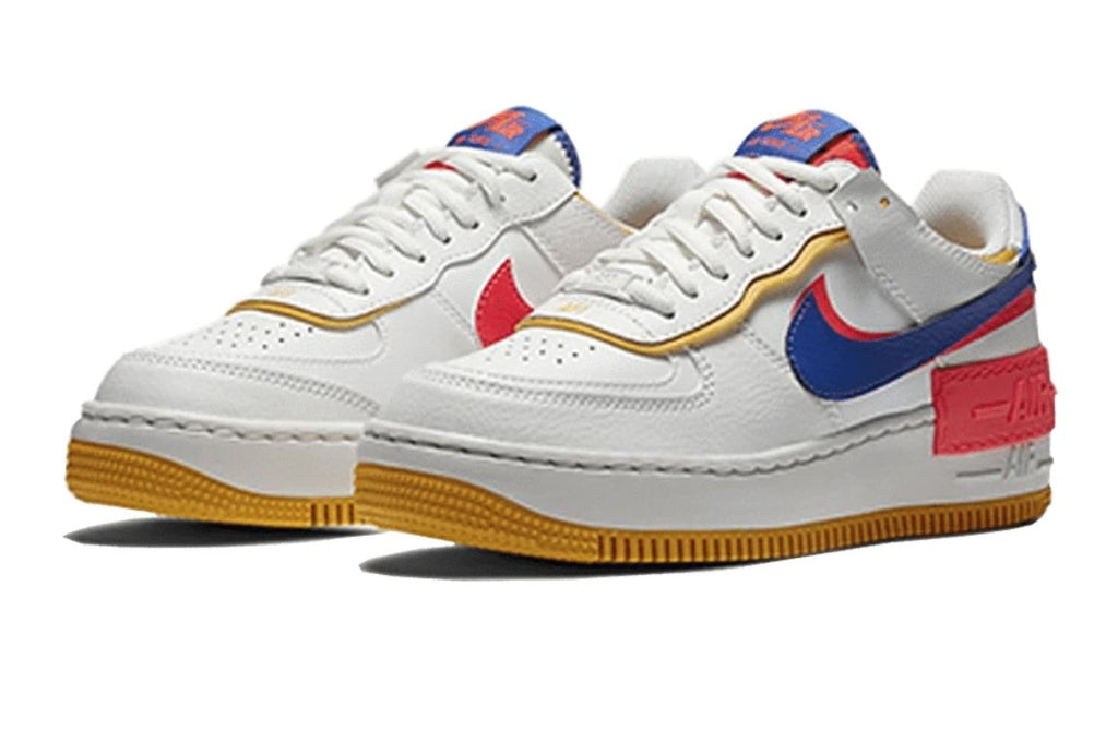 Air Force 1 Shadow White Flash Crimson Astronomy Blue - TrickyShopper