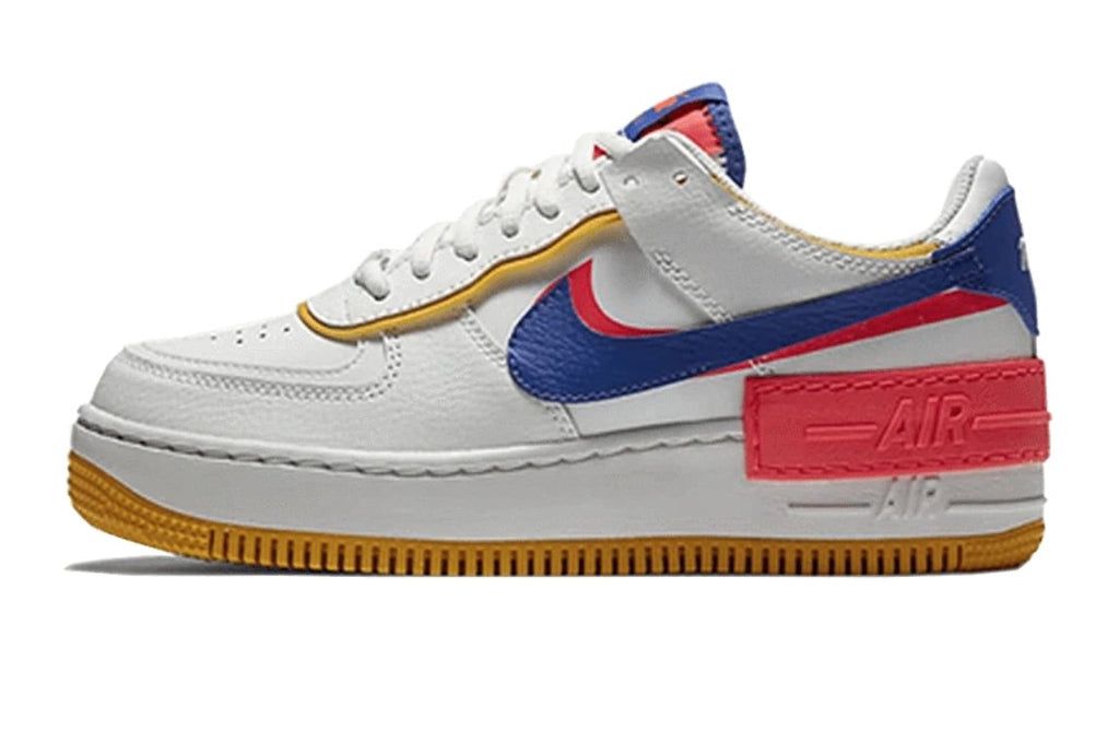 Air Force 1 Shadow White Flash Crimson Astronomy Blue