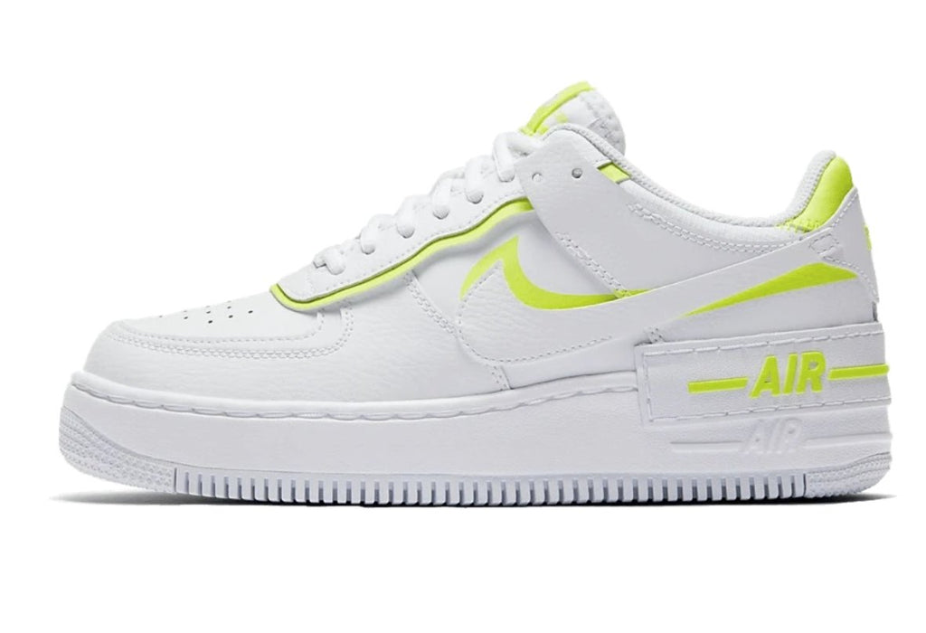 Nike Air Force 1 White Lemon