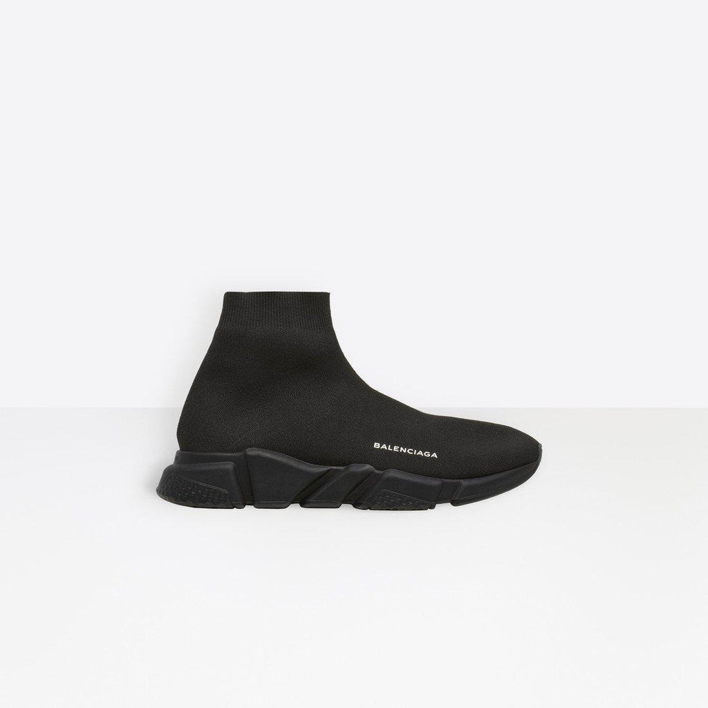 Balenciaga Top Speed All Black - TrickyShopper