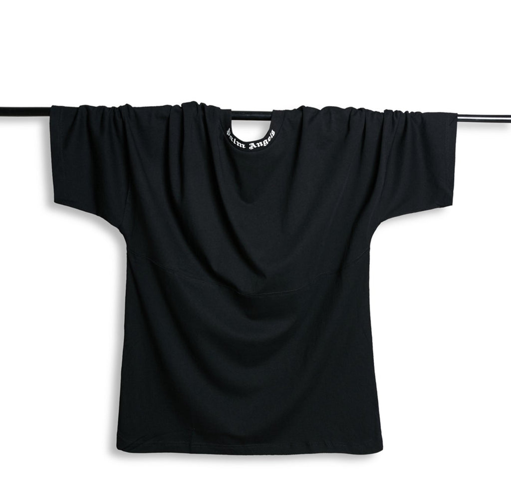 Camiseta Palm Angels Black - TrickyShopper