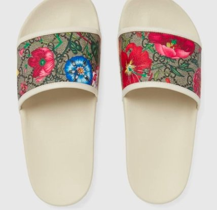 Chanclas Gucci - TrickyShopper