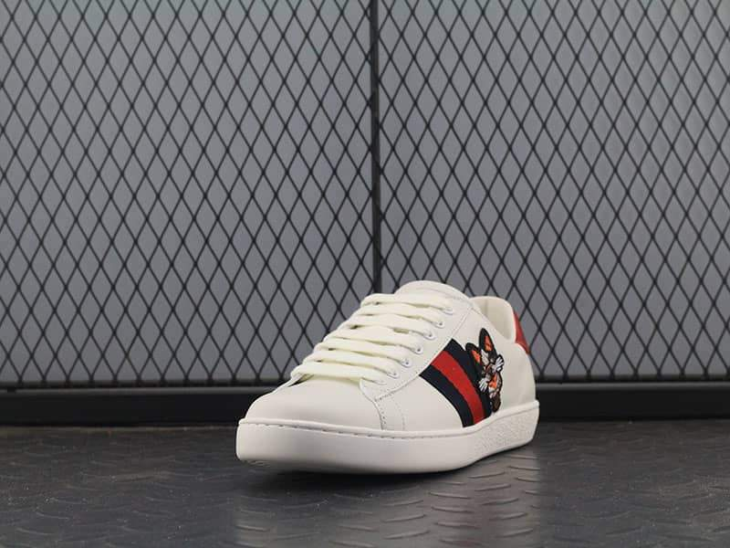 Zapatillas Gucci Ace Doggy - TrickyShopper