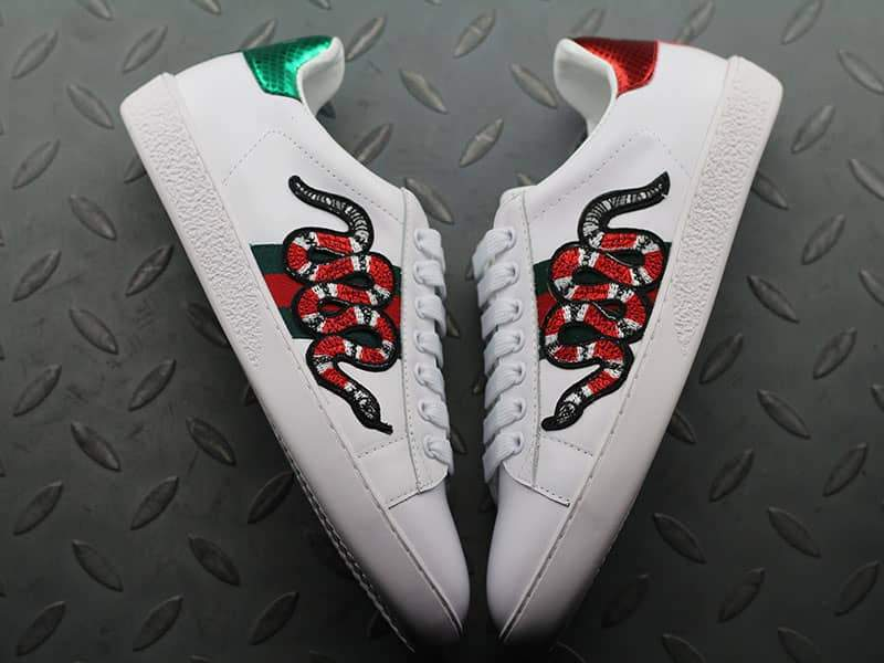 Zapatillas Gucci Ace Snake - TrickyShopper