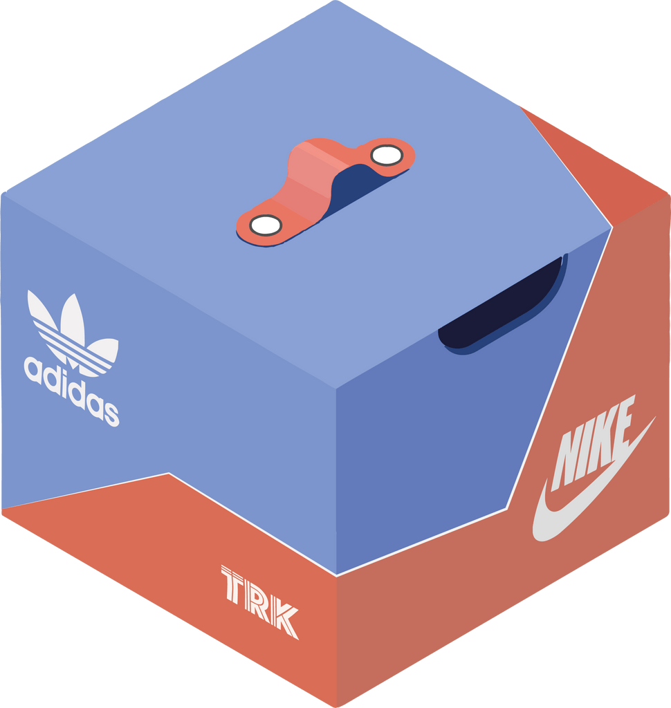 NIKE / ADIDAS Sneakers Mystery Box - TrickyShopper
