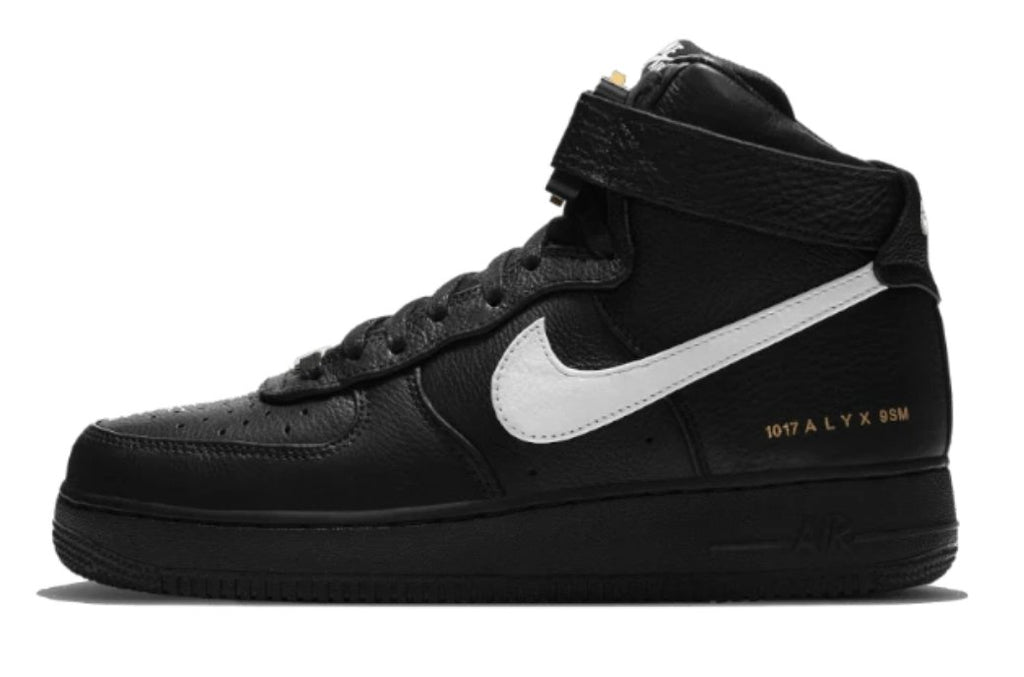 Nike Air Force 1 High Alyx Black White (2020) - TrickyShopper
