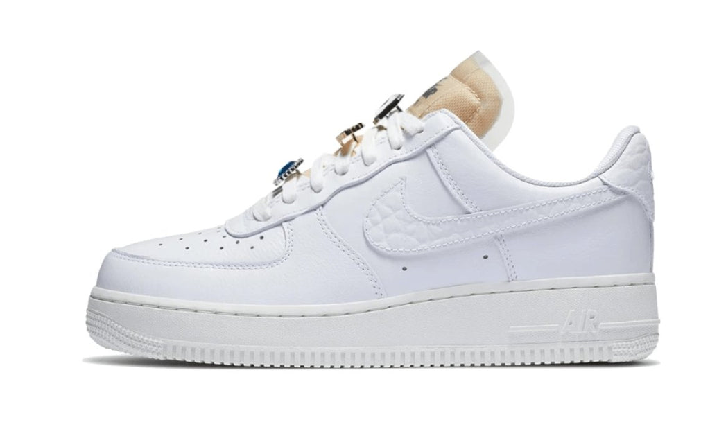 Nike Air Force 1 Low '07 LX White Onyx - TrickyShopper