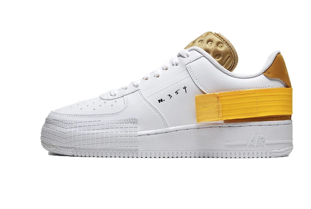 Nike Air Force 1 Type N 354 Gold