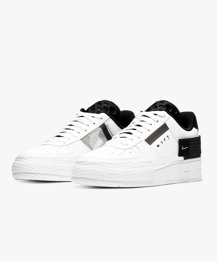Nike Air Force 1 Type N 354 White | Limited Edition Sneakers