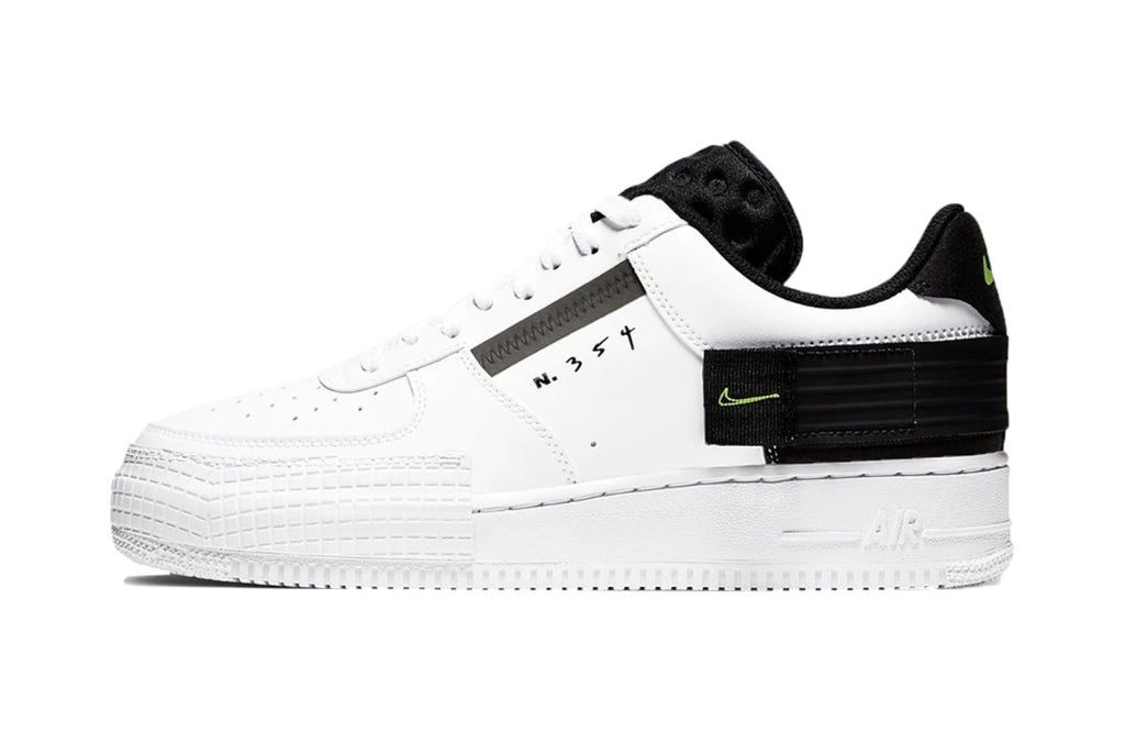 Nike Air Force 1 Type N 354 White Black