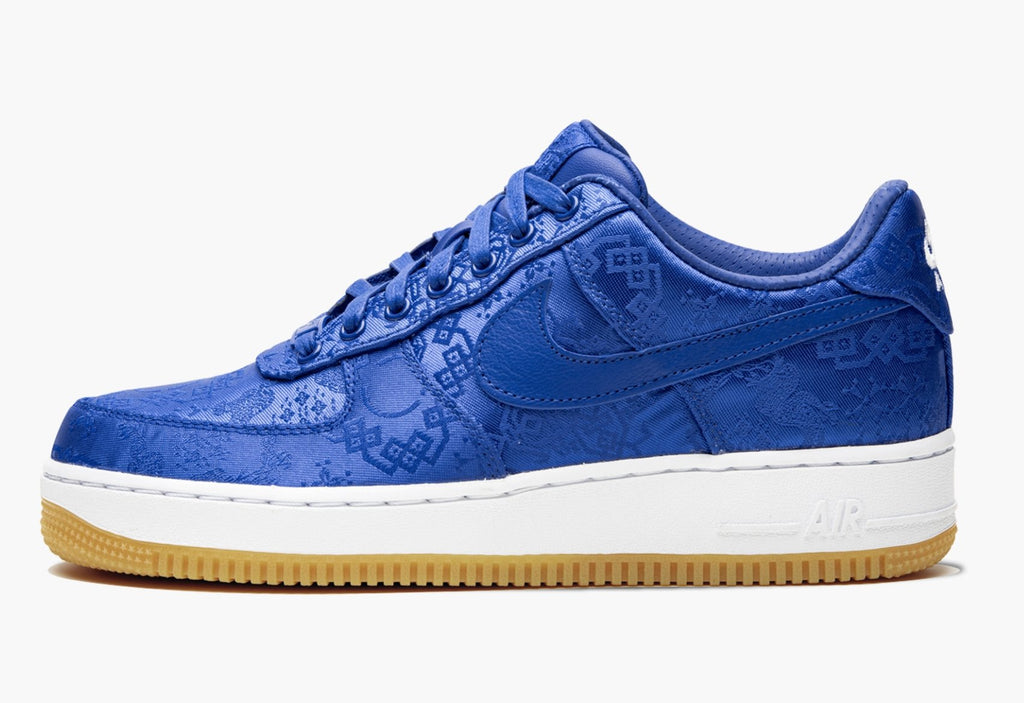 "Nike Air Force 1 Low ""Blue Silk"" x Clot"