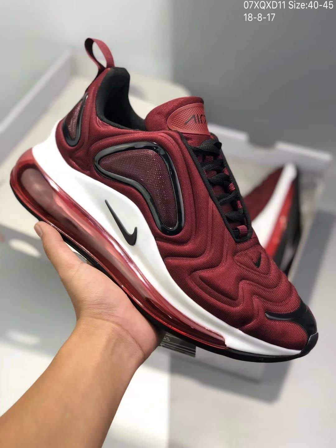 huge discount many styles exquisite design Nike Air Max 720 Red