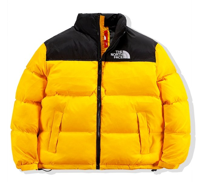 North Face Jacket Yellow - TrickyShopper