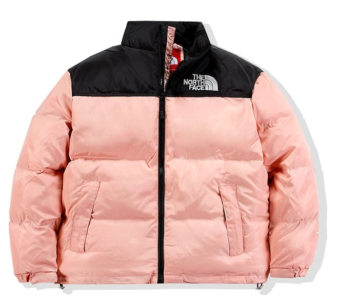 North Face Jacket Pink - TrickyShopper