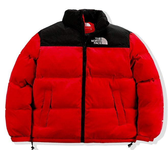North Face Jacket Red - TrickyShopper
