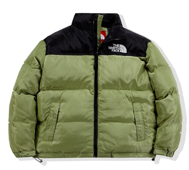 North Face Jacket Green - TrickyShopper