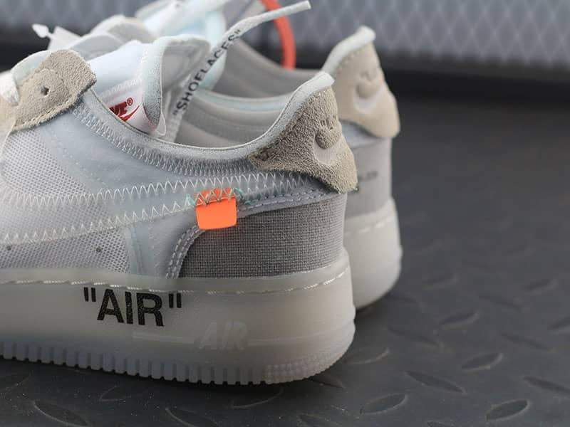 Nike Off White x Air Force - TrickyShopper
