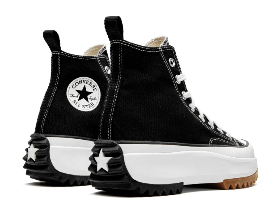 Run Star Hike Hi Black - TrickyShopper