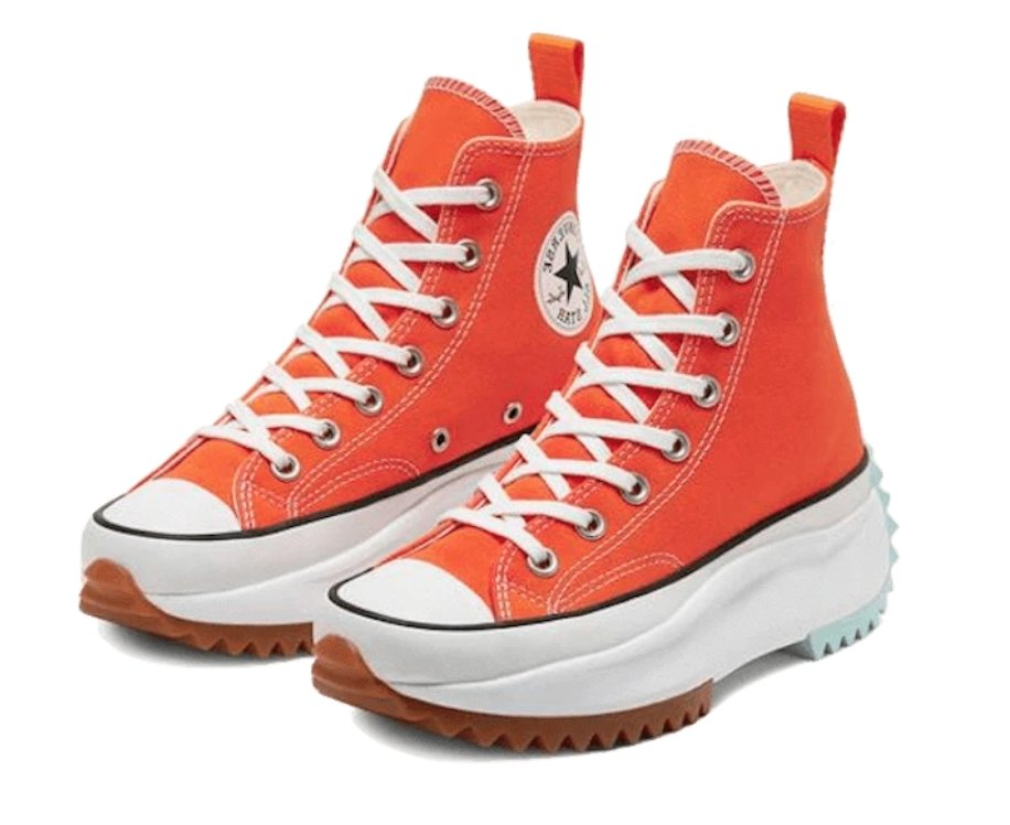 Run Star Hike Hi Sunblocked Total Orange - TrickyShopper