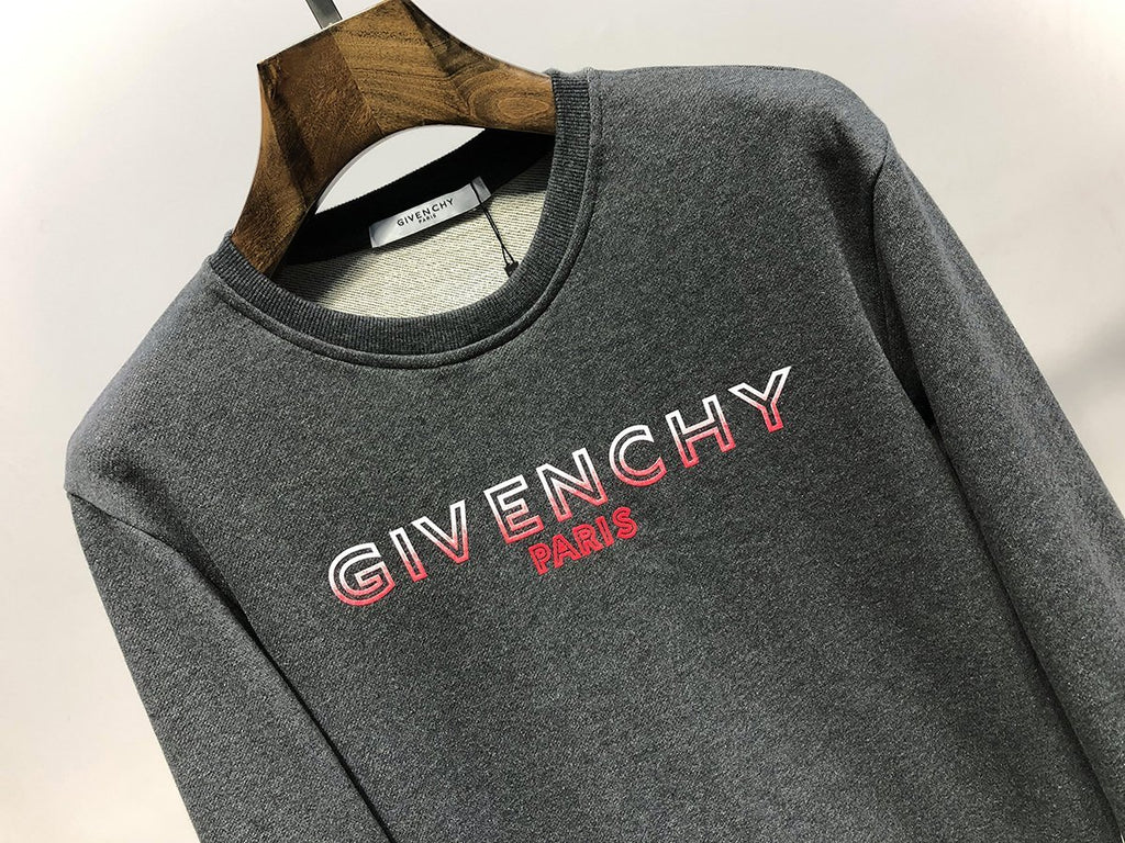 Sudadera Givenchy Paris Grey - TrickyShopper