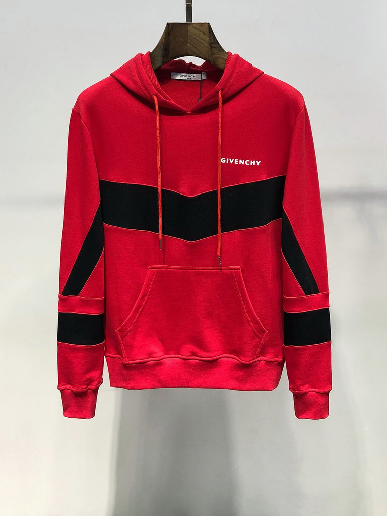Sudadera Givenchy Red - TrickyShopper