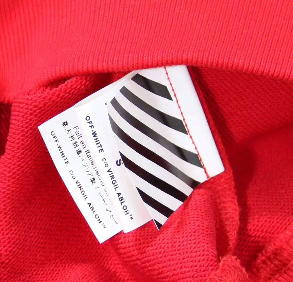 Sudadera Larga Off White - TrickyShopper