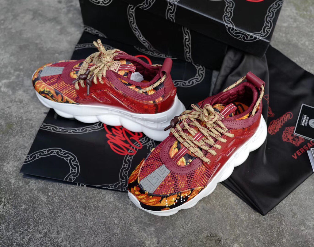 Versace Trainers - TrickyShopper