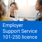 Employer Support Service (101-250 employees)