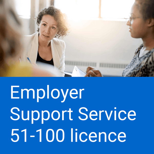 Employer Support Service (51-100 employees)