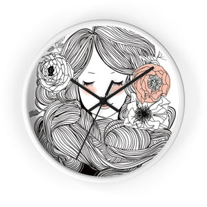 Lusus Wall clock