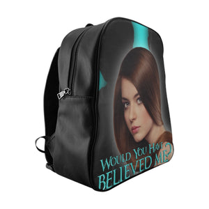 Would You? School Backpack