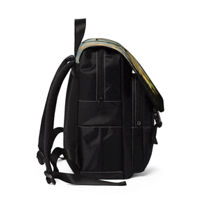 Oz Unisex Casual Shoulder Backpack