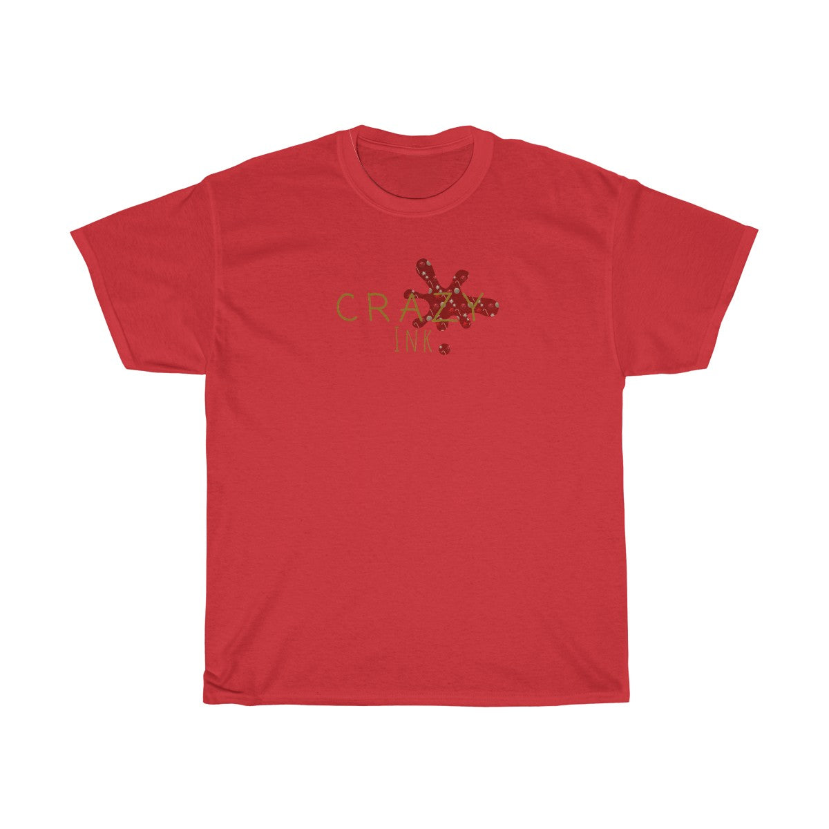 Christmas Unisex Heavy Cotton Tee