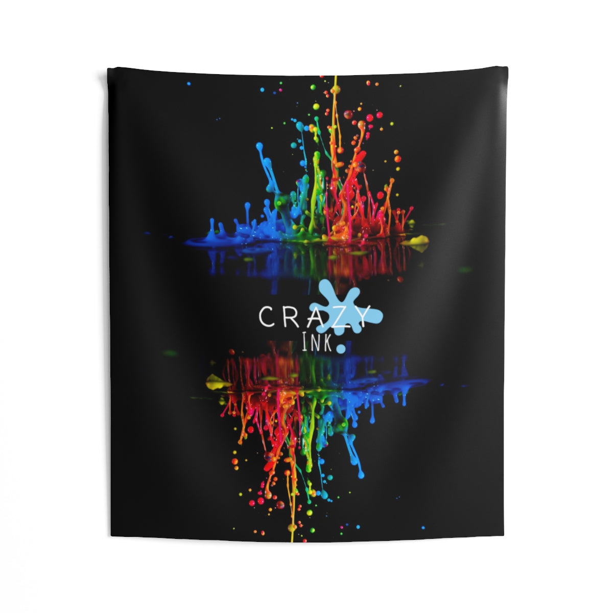 Inky CI Indoor Wall Tapestries