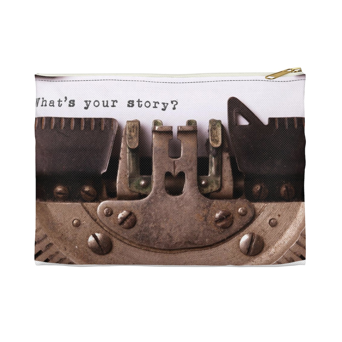 Author Accessory Pouch