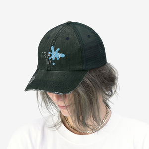 Crazy Ink Unisex Trucker Hat