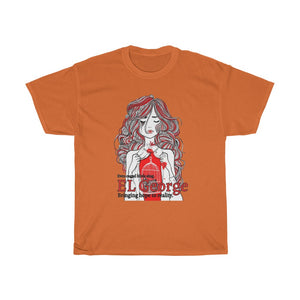 EL George Unisex Heavy Cotton Tee
