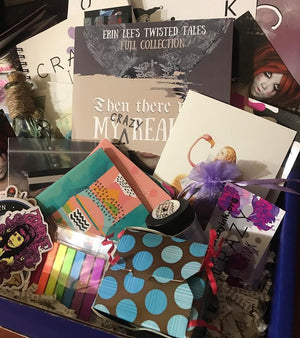 Crazy Ink Subscription Box - March & April 2019