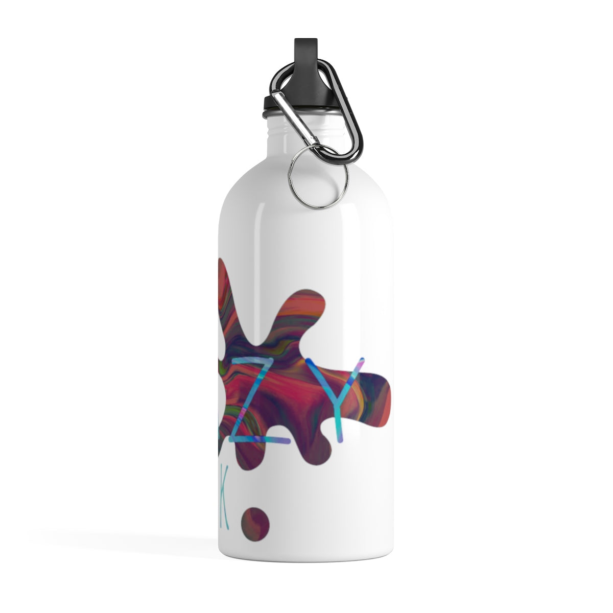 Crazy Ink Stainless Steel Water Bottle