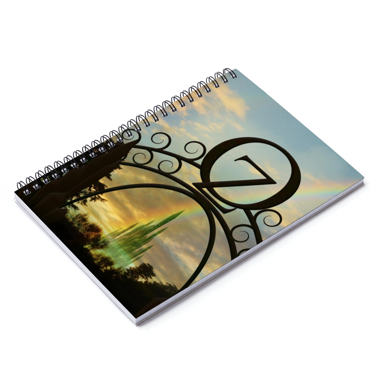 oz Spiral Notebook - Ruled Line