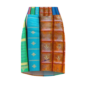Bookish Women's Pencil Skirt