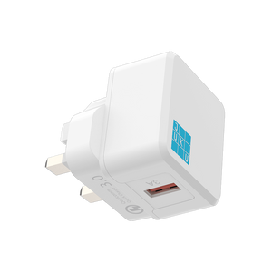 Introducing the QC 3.0 Wall Charger