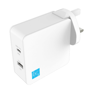 Juku USB-C PD and USB-A Wall Charger (72W)