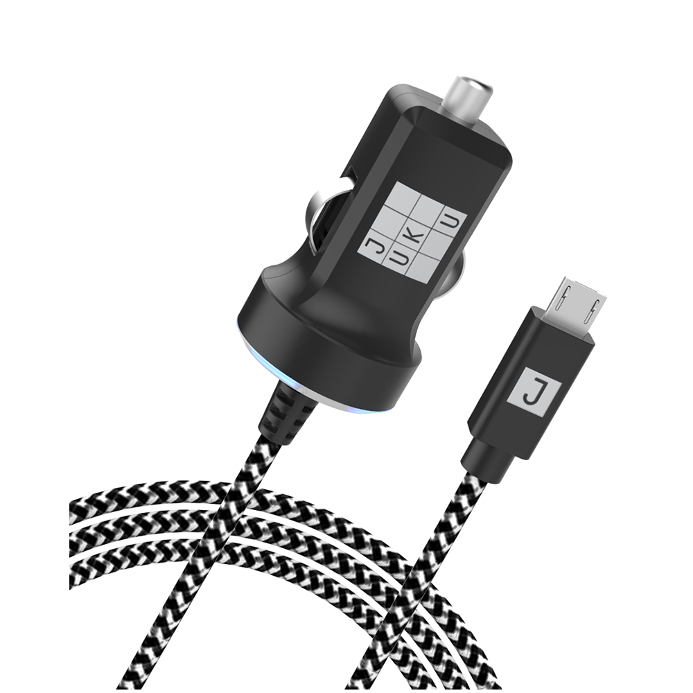 Juku Micro USB Car Charger