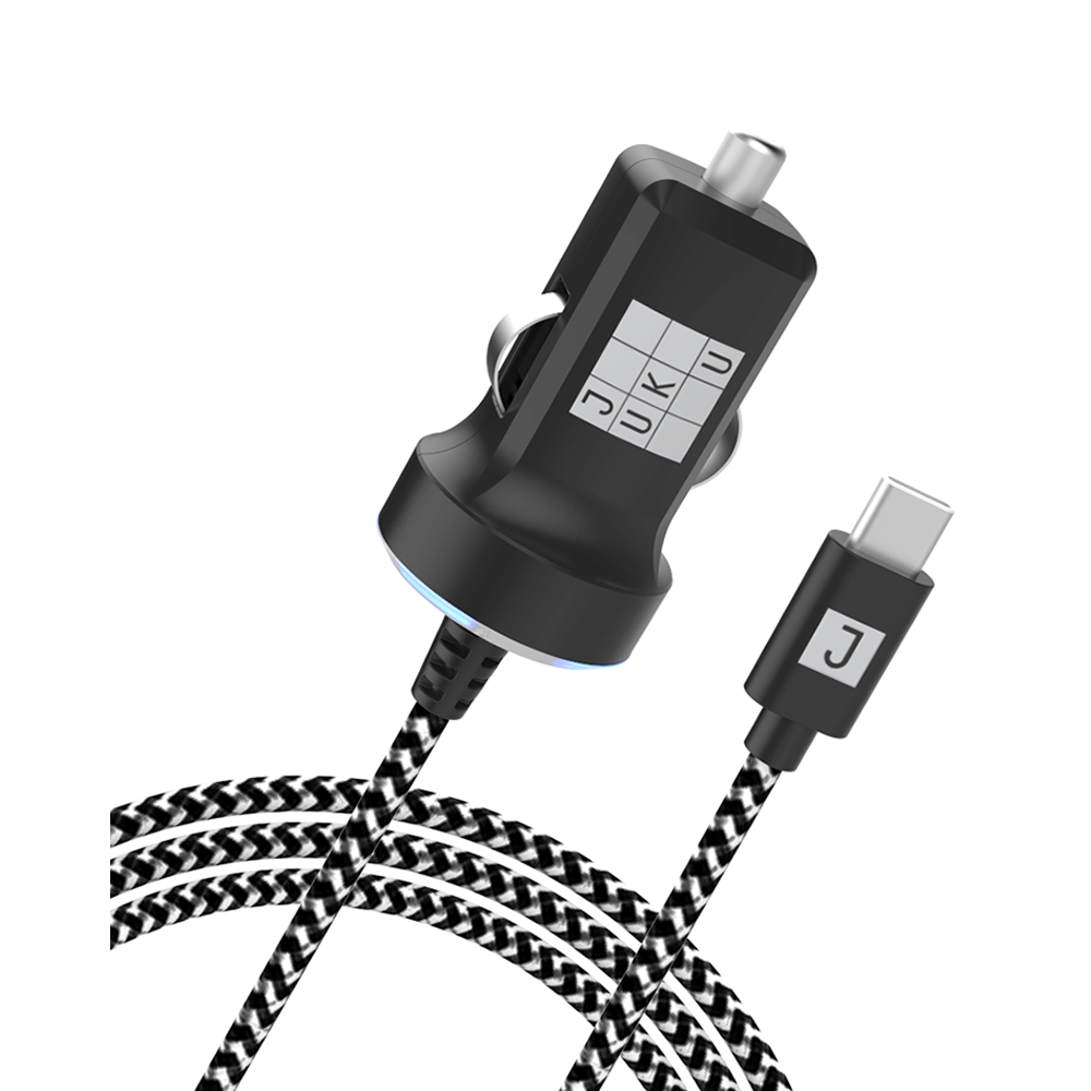 Juku USB-C Car Charger