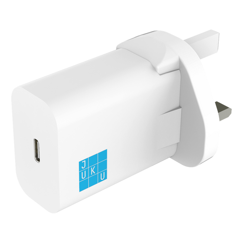 Juku USB-C PD Wall Charger (20W)