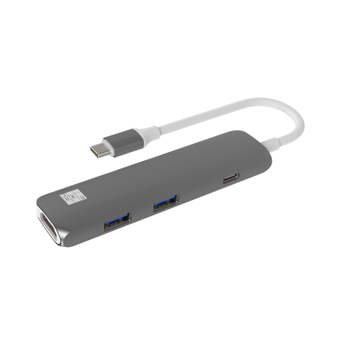 Juku USB-C Multiport Adapter
